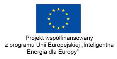 Logotyp UE - współfinansowanie