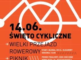 Święto Cykliczne KRK 2015_plakat